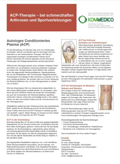 ACP Patienteninfo