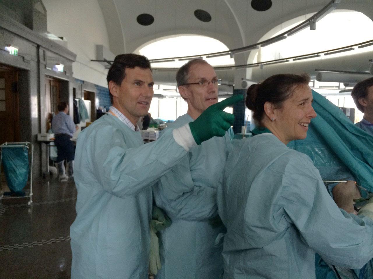 Arthroskopische Schulterstabilisierung Dr. Stefan Mengel