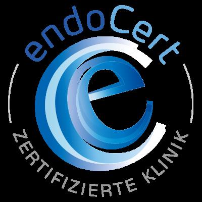 Clinic Dr. Decker und Dr. Demhartner - Endocert Logozertifikat