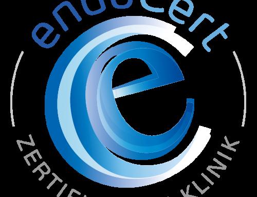 Dr. Demhartner mit Clinic Dr. Decker zu EndoProthetikZentrum zertifiziert