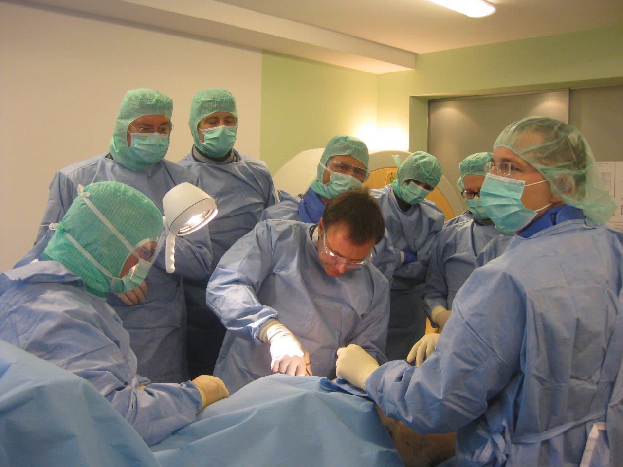 CoST OP-Kurs Hüftgelenk-Kurzschaft-Prothesen