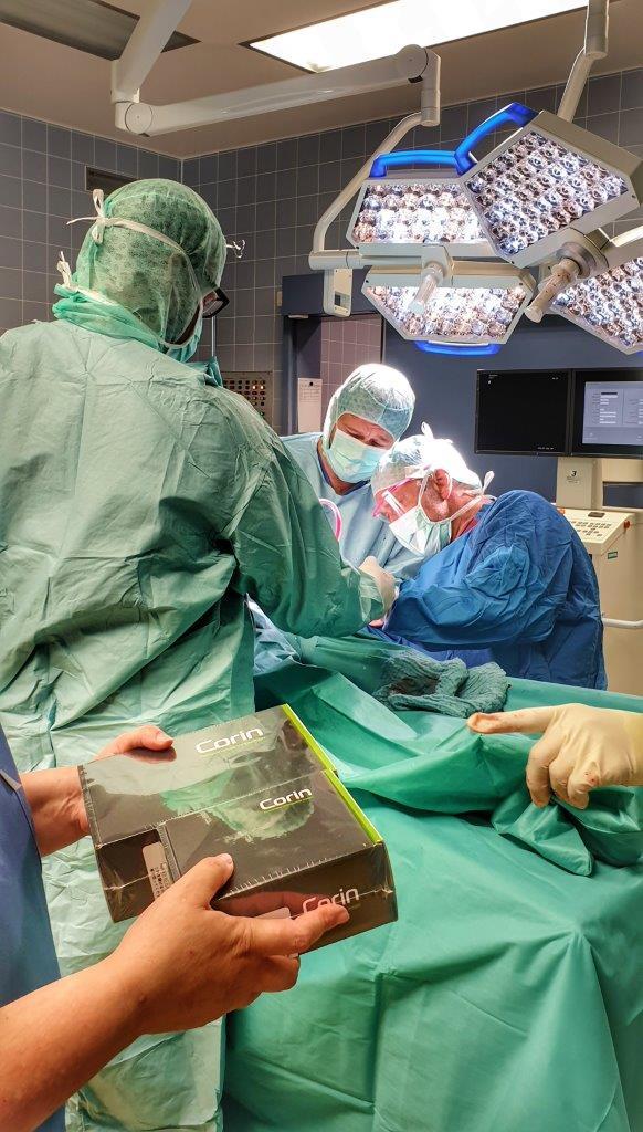 Dr Scharycki_Dr Demhartner 06.06.19 im OP