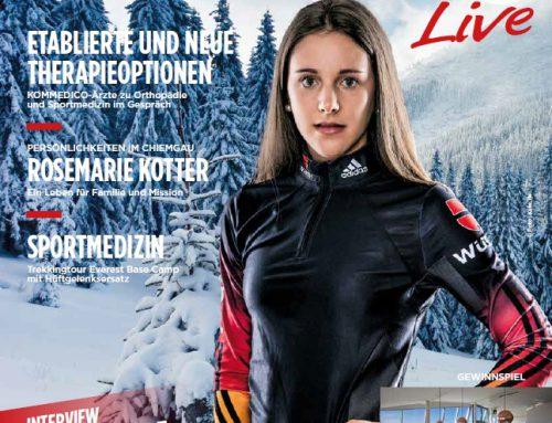 Freude durch Bewegung Live Chiemgau – Ausgabe 01-2016