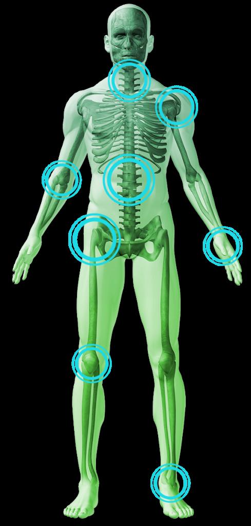 KOMMEDICO Leistungen Körper