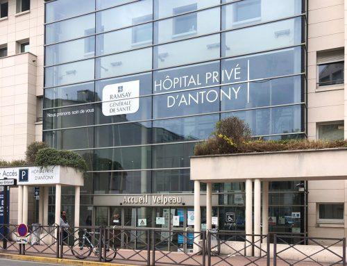 Dr. med. Thomas Demhartners Expertise in Paris gefragt