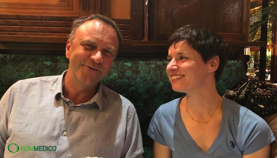 Kommedico Dr. Demhartner und Dr. Océane Brunet 04-2019
