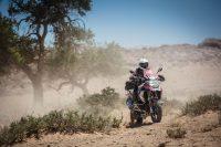 BMW Motorrad International GS Trophy Zentralasien 2018. Tag 2.Surfen in der Wüste Gobi.
