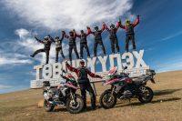 BMW Motorrad International GS Trophy Zentralasien 2018. Tag 6. Annäherungen an die Mongolei.