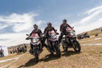 BMW Motorrad International GS Trophy Zentralasien 2018. Tag 7. Die Französische Revolution.